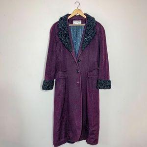 Christian Dior Wool Coat, sz. 6